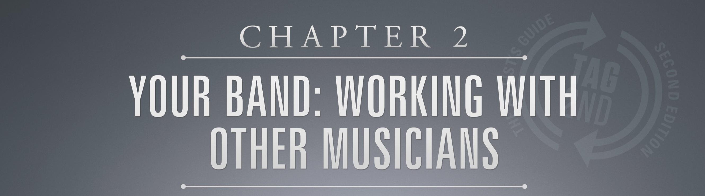 chapter 2, your band, artists guide, audio book, loren weisman