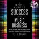 table of contents, artists guide, loren weisman, music business book, music industry