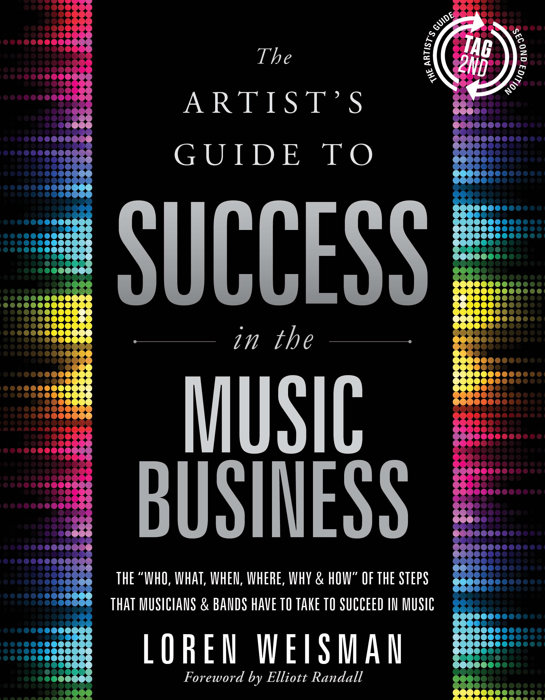 Resultado de imagen para The Artist's Guide to Success in the Music Business